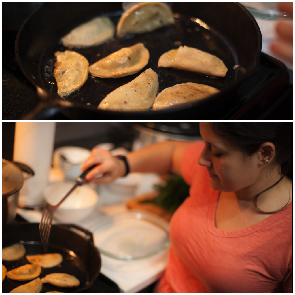 How To Make Paleo Pierogi with Potato 42