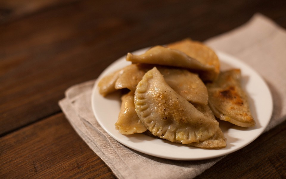Paleo Recipe How To Make Paleo Pierogi with Potato