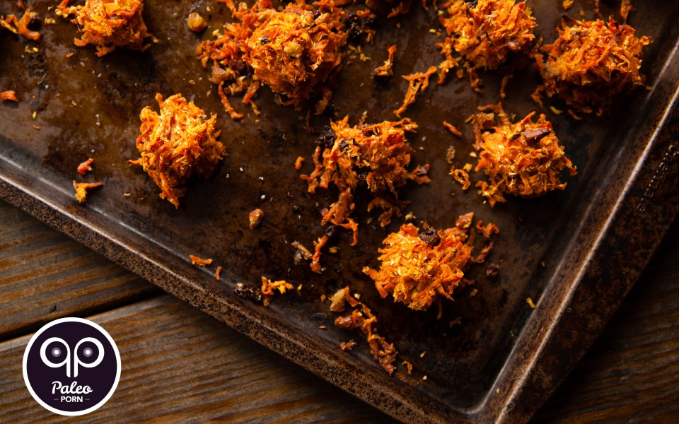Paleo Recipe Paleo Carrot Drops