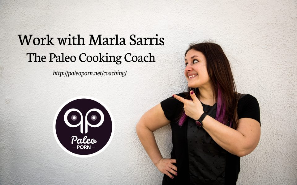 Marla Sarris Paleo Cooking Coach