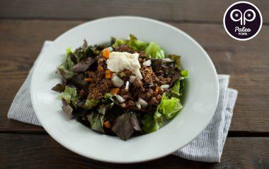 Paleo Recipe Paleo Taco Salad
