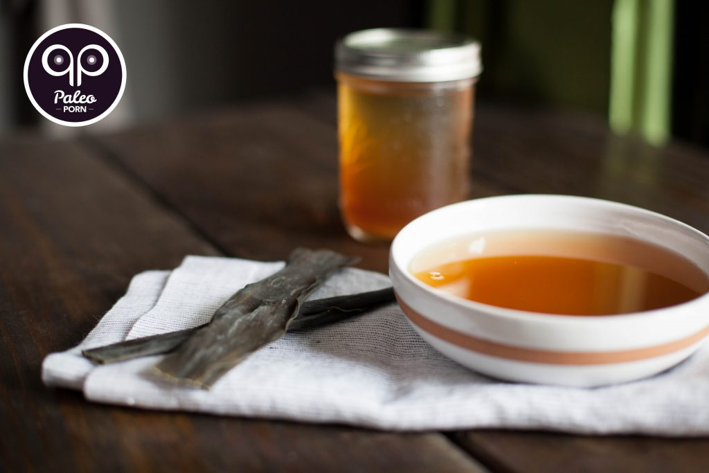 Vegan Seaweed Paleo Broth