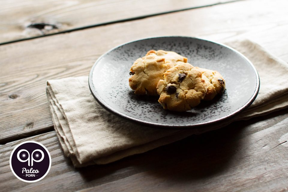 Paleo Recipe: Dairy Free Paleo Chocolate Chip Cookies