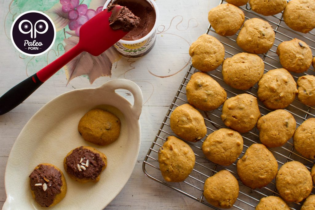 Pumpkin Paleo Cookies