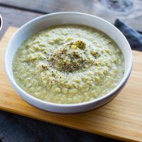 Paleo Recipe Dairy Free Paleo Cream of Broccoli Soup